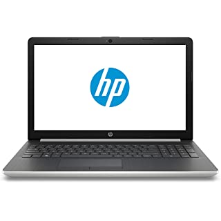 HP 15-da1030tu (Core i5 - 8th Gen /4 GB/1 TB/39.624 cm (15.6 Inch) FHD/Window 10 with MS Office Home & Student 2016) (Silver, 2.18 kg ) Laptops at amazon