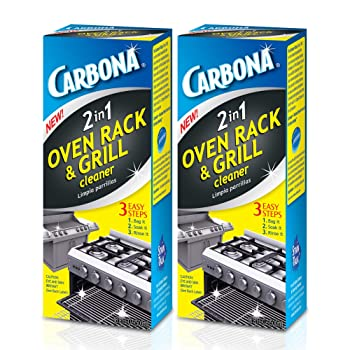 Carbona 2*16.8 oz. Oven Cleaner