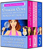 Danger Cove Cocktail Mysteries Boxed Set (Books 1-3)