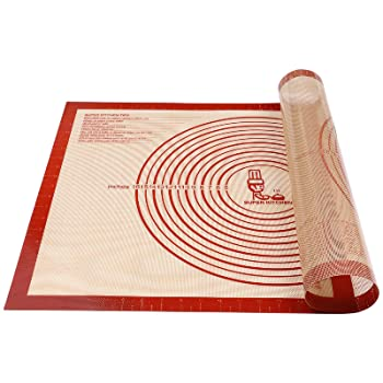 Folksy Super Kitchen 2028 Red Pastry Board
