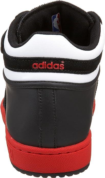 Curiosidad Distante de nuevo  Amazon.com: adidas Originals para hombre Concord Mid Zapatillas, negro, 4  D(M) US: Shoes