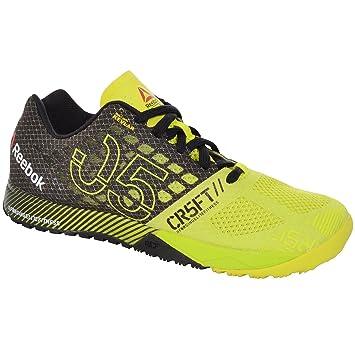Reebok Crossfit Nano 5.0 – Zapatillas de running para mujer, color amarillo, talla 39: Amazon.es: Deportes y aire libre
