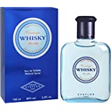 Evaflor Whisky EDT for Men, Vintage, 100ml