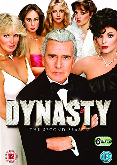 Dynasty Season 2 [DVD] [1981]: Amazon.co.uk: John Forsythe ...