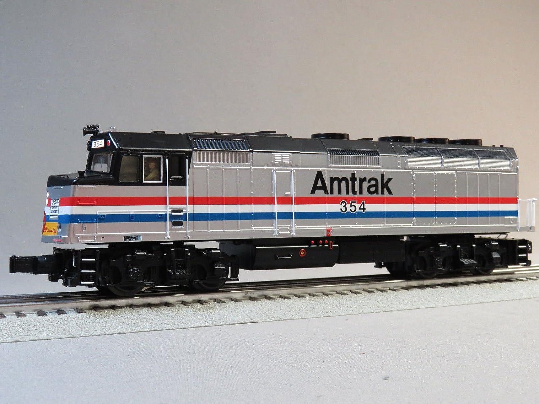 MTH RAIL KING AMTRAK F40PH DIESEL ENGINE #354 w//PROTO 3 o gauge