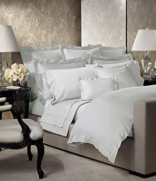Ralph Lauren Rl 624 Weiß Deco Home Full Queen Satin Bettwäsche