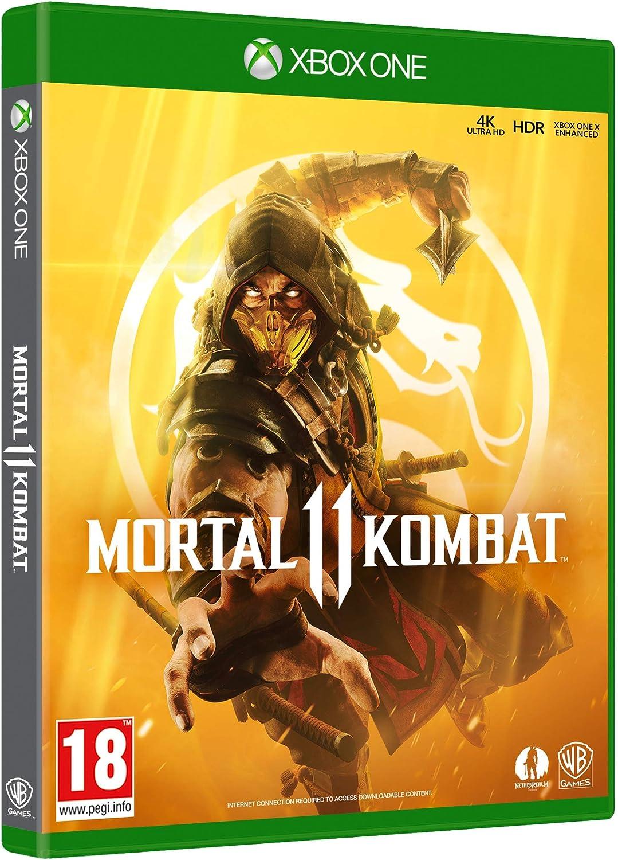 Mortal Kombat 11 - Xbox One [Importación inglesa]: Amazon.es ...