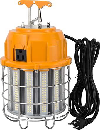 LED Temporary High Bay Work Light Fixture UL Listed AGENDA WorkLite 60 Watts