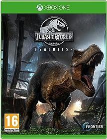 jurassic world evolution deluxe edition xbox one amazon