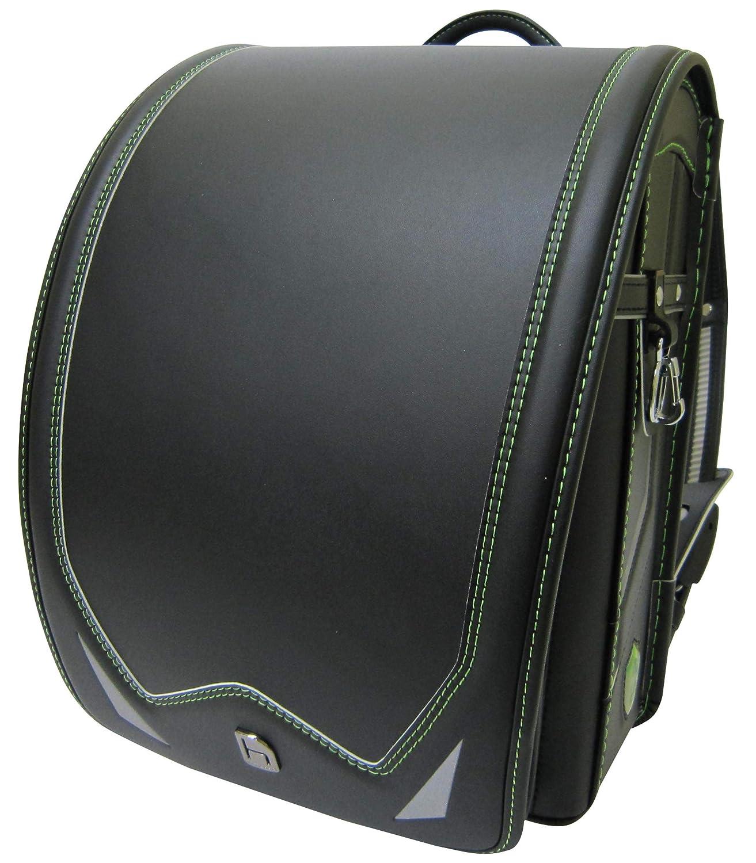 ハネッセル harnessel ブラック/グリーン 323030   B07MVZBKXX