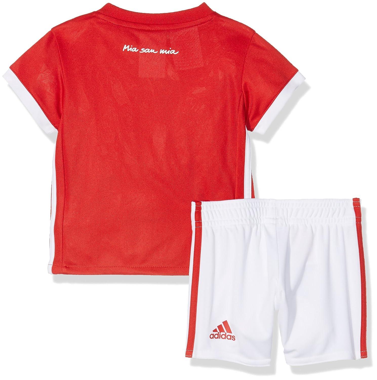 adidas Bayern FC H Baby Chándal, Niños: Amazon.es: Ropa y accesorios
