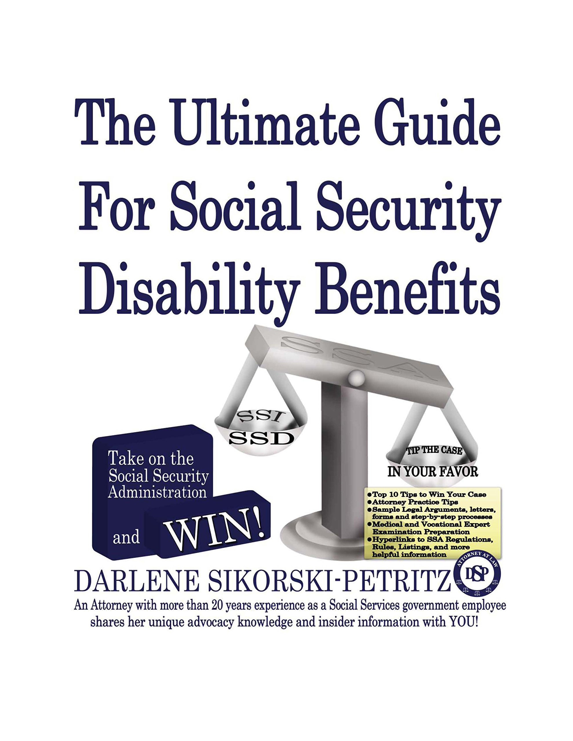 The Ultimate Guide for Social Security Disability Benefits: Darlene