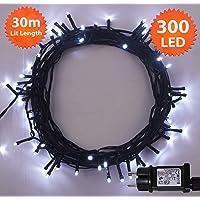 Luces de hadas de Navidad 100 LED Multicolor