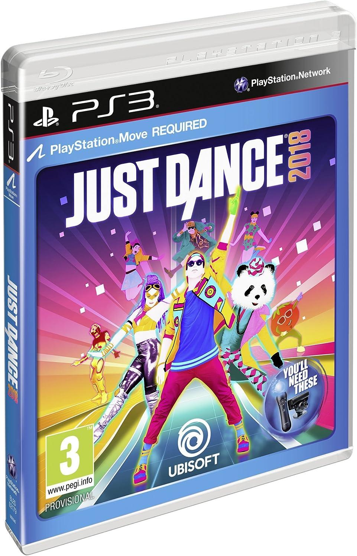 Just Dance 01/01/18: Amazon.es: Videojuegos