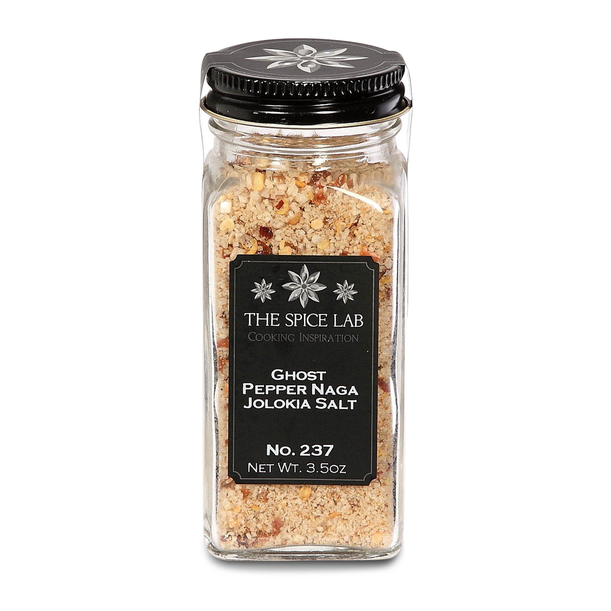 Spice Lab Ghost Pepper Salt