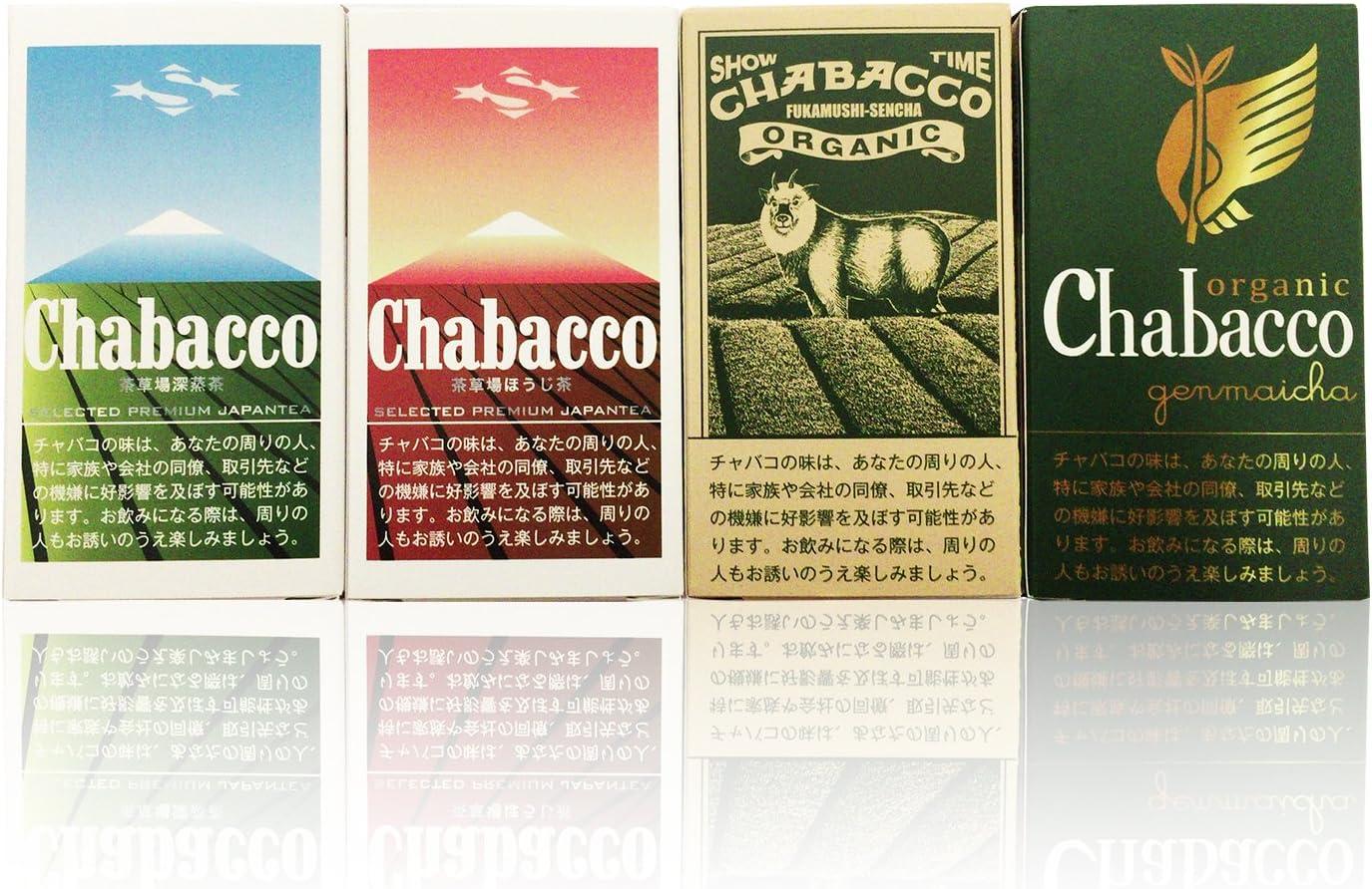 タバコ 茶葉