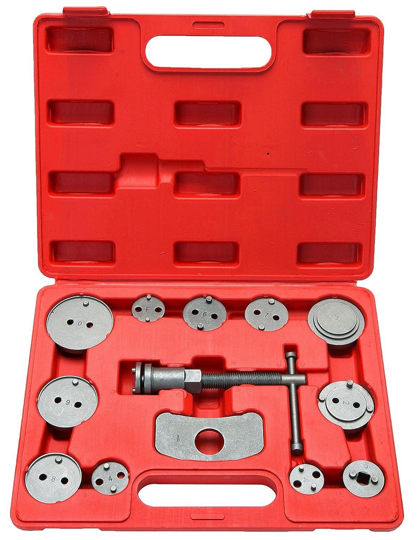 Freetec, kit di 13 pezzi,Set di ripristino dei pistoni per freno. kit di 13pezzi freebirdtrading