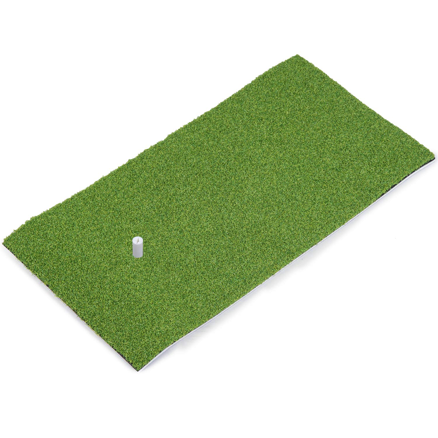 SkyLife Golf Practice Mat 1'x2' Driving Chipping Putting Hitting Turf Training Equipment for Backyard Home Garage Outdoor (1' x 2') by SkyLife