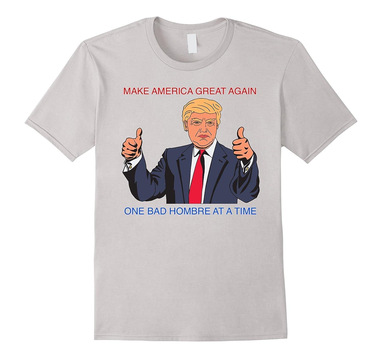 Bad Hombre Trump Quote Debate-RT