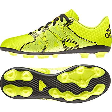best cheap 8ca2a 929d4 adidas X15.4 Fg, chaussures de sport - football garçon, Gelb (Solar