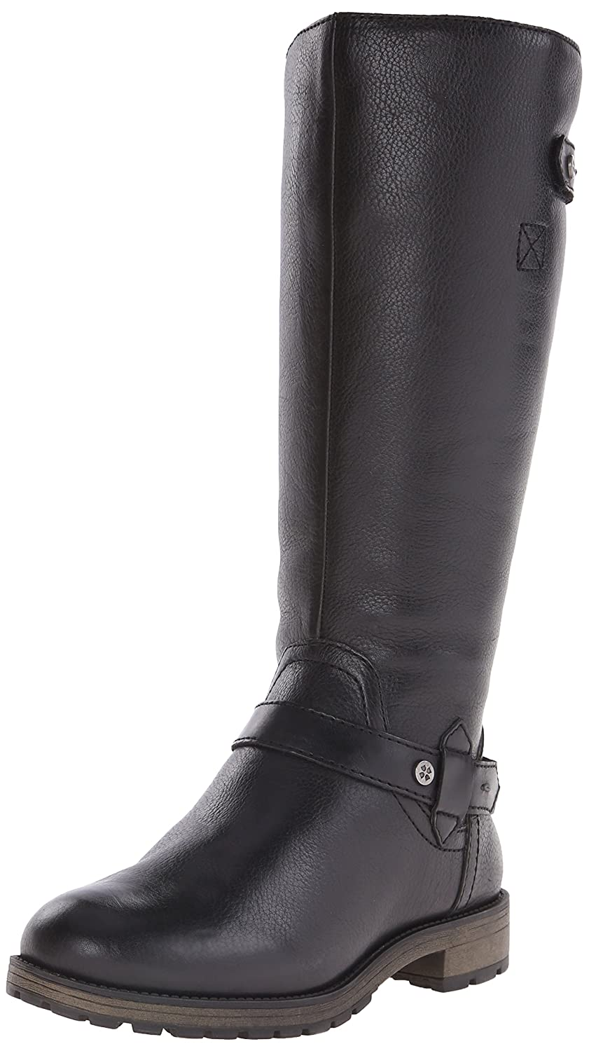 Naturalizer Women's Tanita Riding Boot B00RBW71KM 9.5 B(M) US|Black