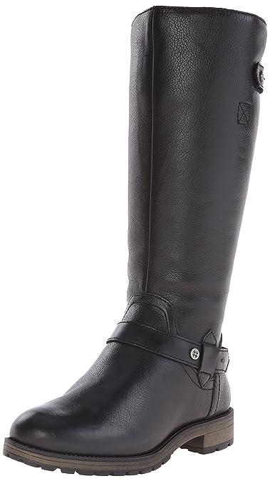 681fd22130da Amazon.com | Naturalizer Women's Tanita Riding Boot | Knee-High