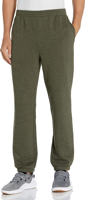 Essentials Mens Closed Bottom Fleece Pant