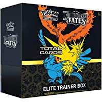 Pokémon POK80473 TCG: Hidden Fates Elite Trainer Box, gemengde kleuren