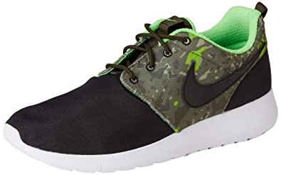 munición Aire acondicionado mezcla  Amazon.com   Nike - Roshe One Print GS - 677782008   Running