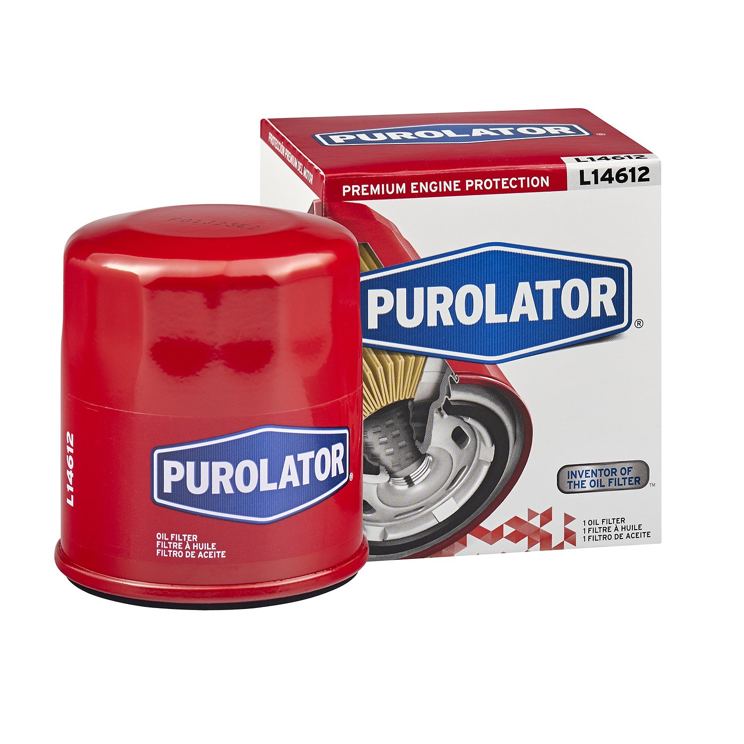 Purolator L14612 Oil Filter Automotive 2003 Ford Explorer Fuel Location