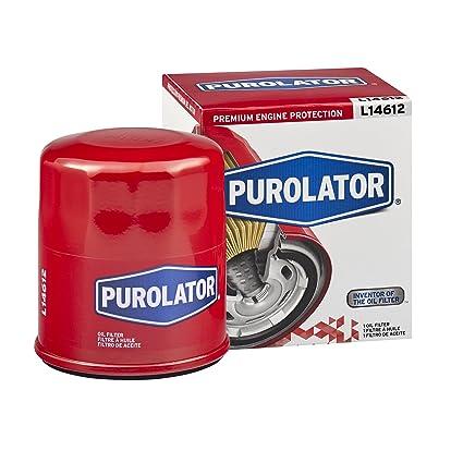 amazon com purolator l14612 purolator oil filter automotive