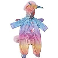 BABY born 828205 Eenhoorn Onesie voor Poppen van 43 cm - Ideaal voor Kinderhandjes, Bevordert Creativiteit, Empathie…