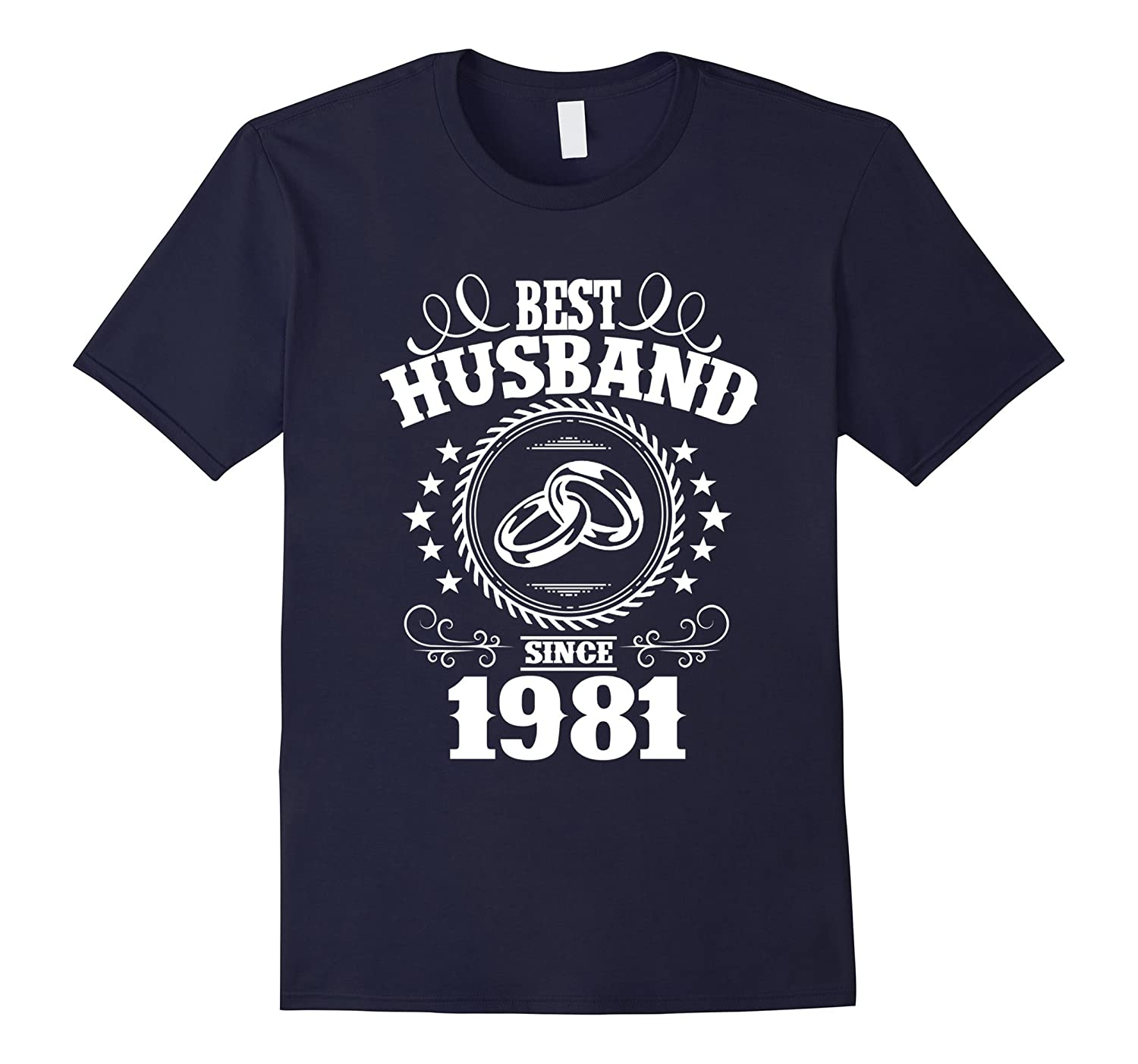 36th Wedding Anniversary T-Shirts For Husband From Wife-PL