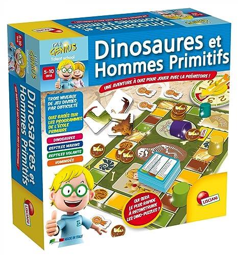 Lisciani Dinosauri E Uomini Primitivi I M A Genius Talent School