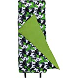 Wildkin Original Nap Mat with Pillow for Toddler Boys and Girls, Measures 50 x 20 x 1.5 Inches, Ideal for Daycare and…