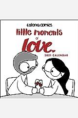 Catana Comics Little Moments of Love 2021 Wall Calendar Calendar