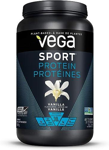 VEGA Sport Protein Vanilla Tub, 828 GR