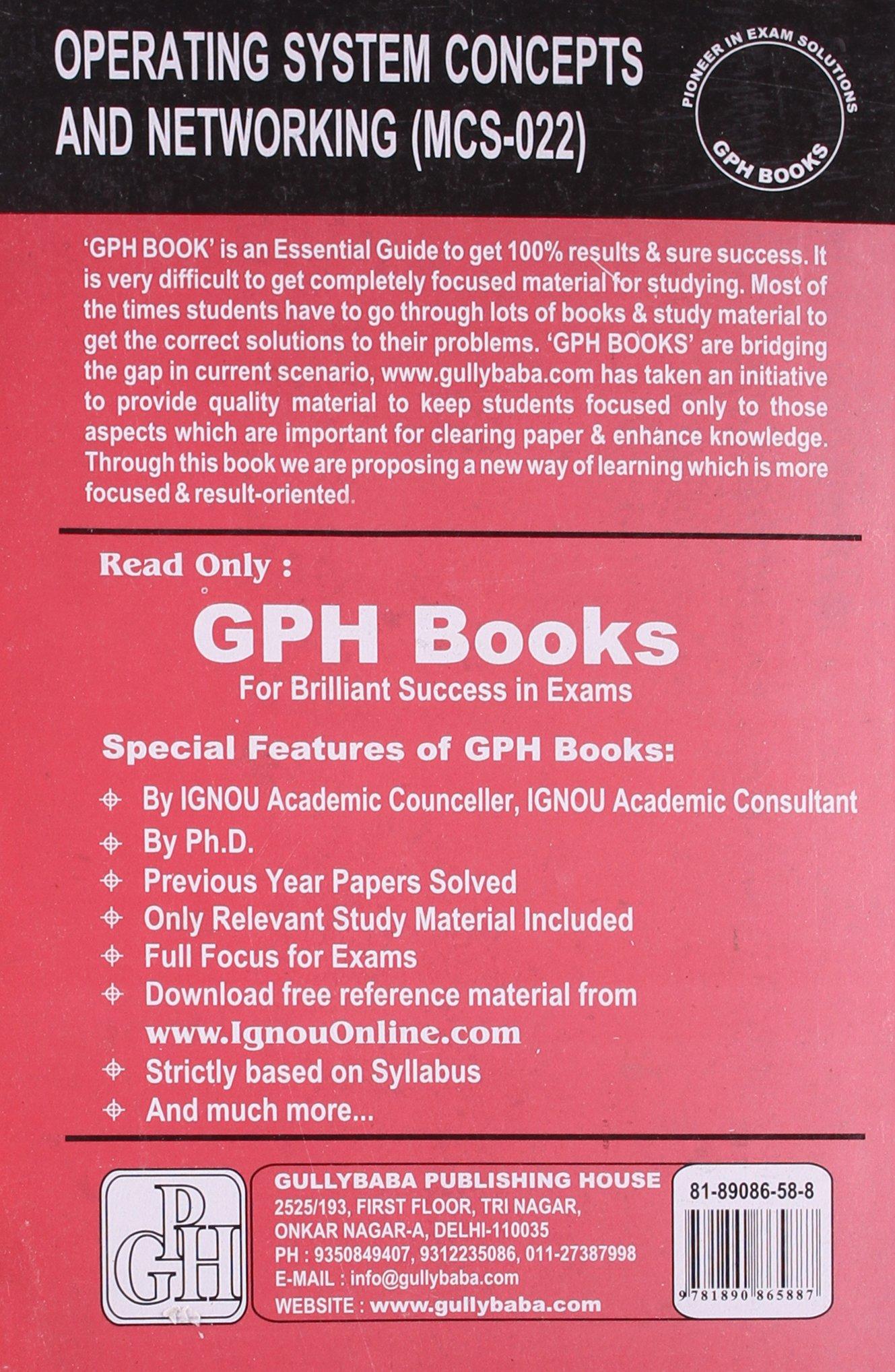 Mcs 022 Book
