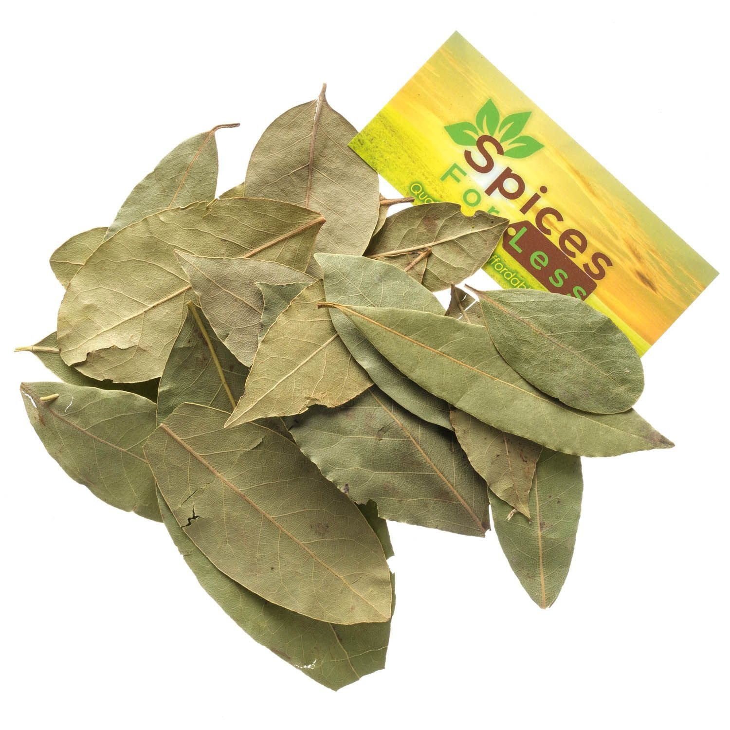 Bay Leaves, Whole - 5 lbs Bulk