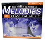 Most Beautiful Melodies of Classical Music, 10-CD