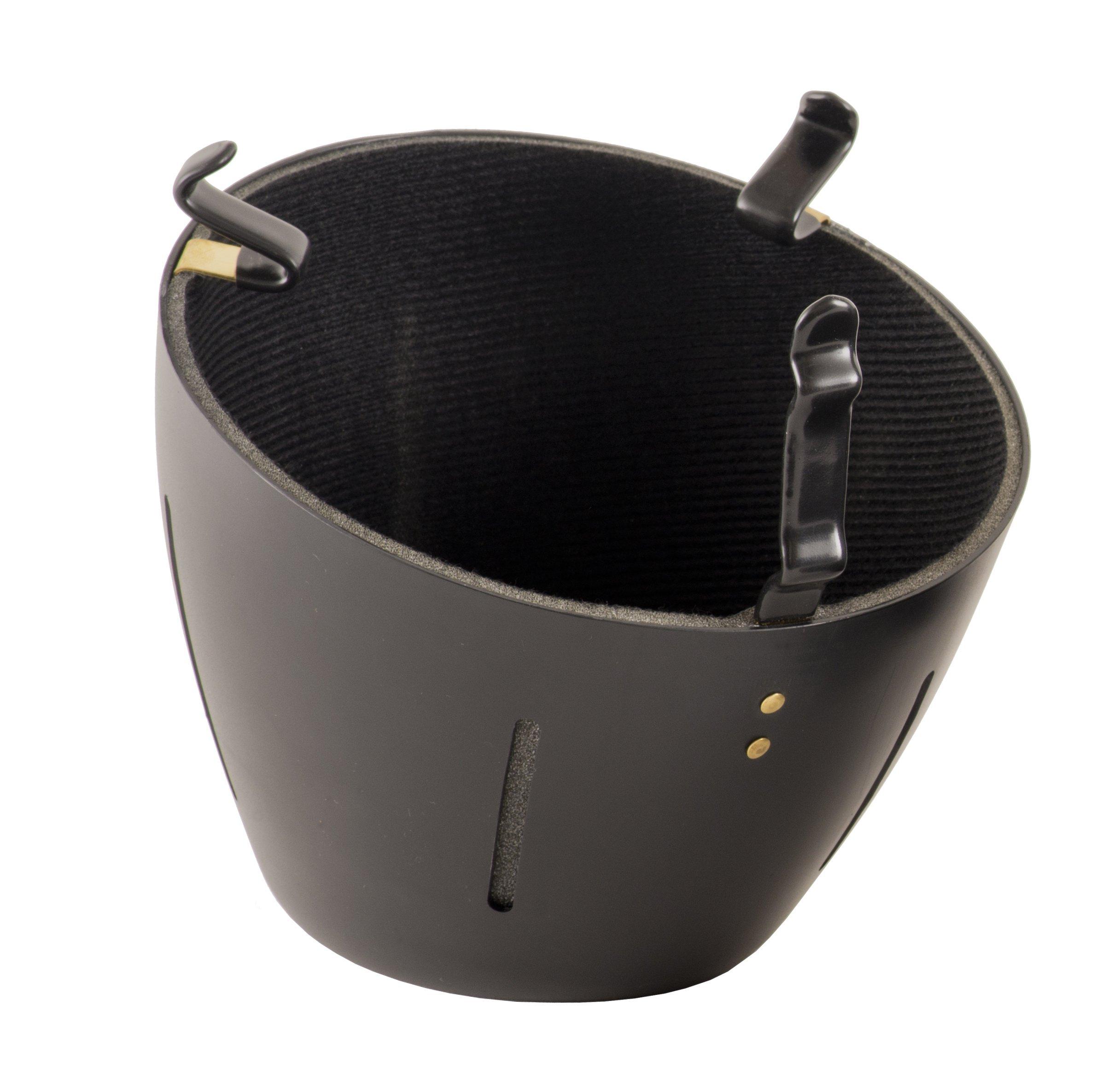 Soulo SM5800 Tenor Trombone Bucket Mute, 8'' Inch Bell