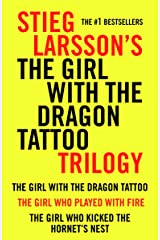 Girl with the Dragon Tattoo Trilogy Bundle: The Girl with the Dragon Tattoo, The Girl Who Played with Fire, The Girl Who Kicked the Hornet's Nest (Millennium Series) Kindle Edition