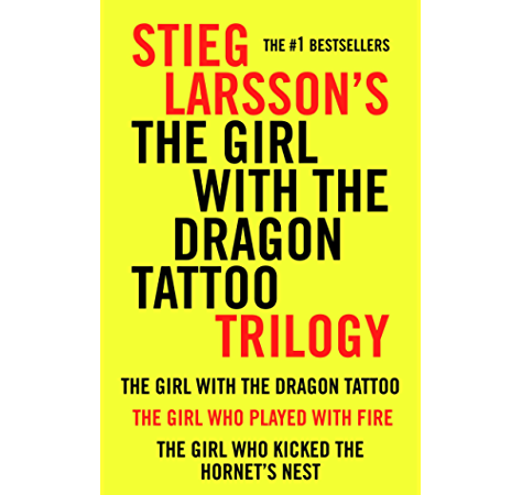 Girl With The Dragon Tattoo Trilogy Bundle The Girl With The Dragon Tattoo The Girl Who Played With Fire The Girl Who Kicked The Hornet S Nest Millennium Series Kindle Edition By