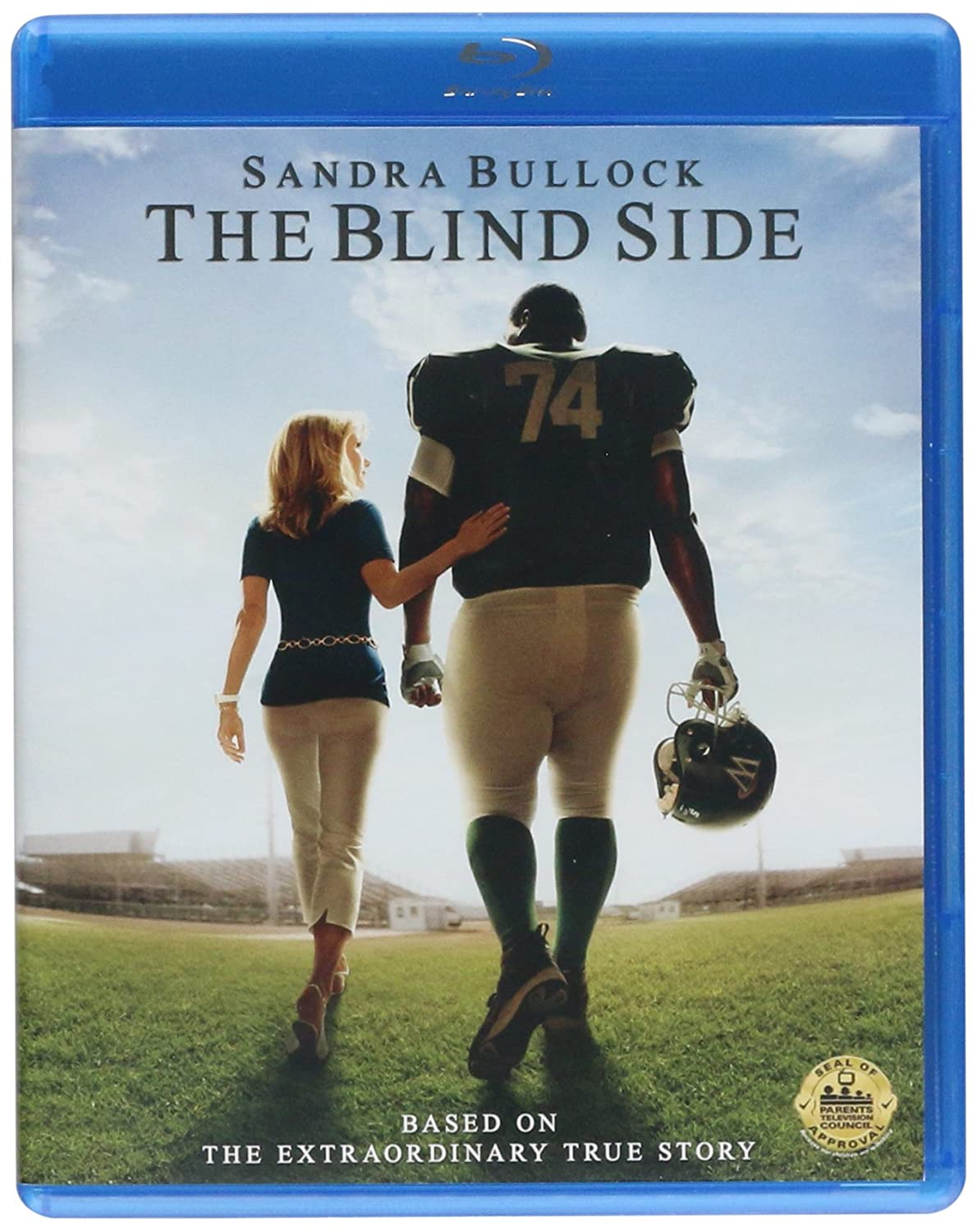 Amazon Com The Blind Side Blu Ray Sandra Bullock Tim