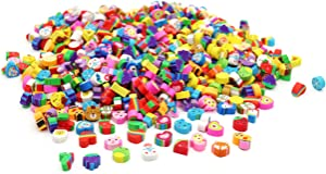 700 Pcs Assorted Miniature Erasers Novelty Mini Erasers for Student Prize, Rewards, Party Favors and School Supplies