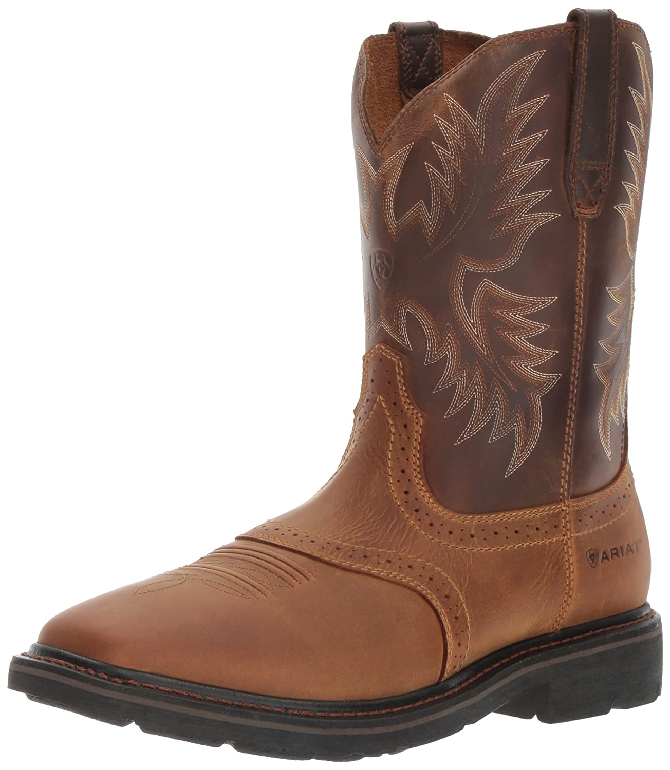 Ariat Men's Sierra Wide Square Square Square Toe Work Stiefel 6fc90d