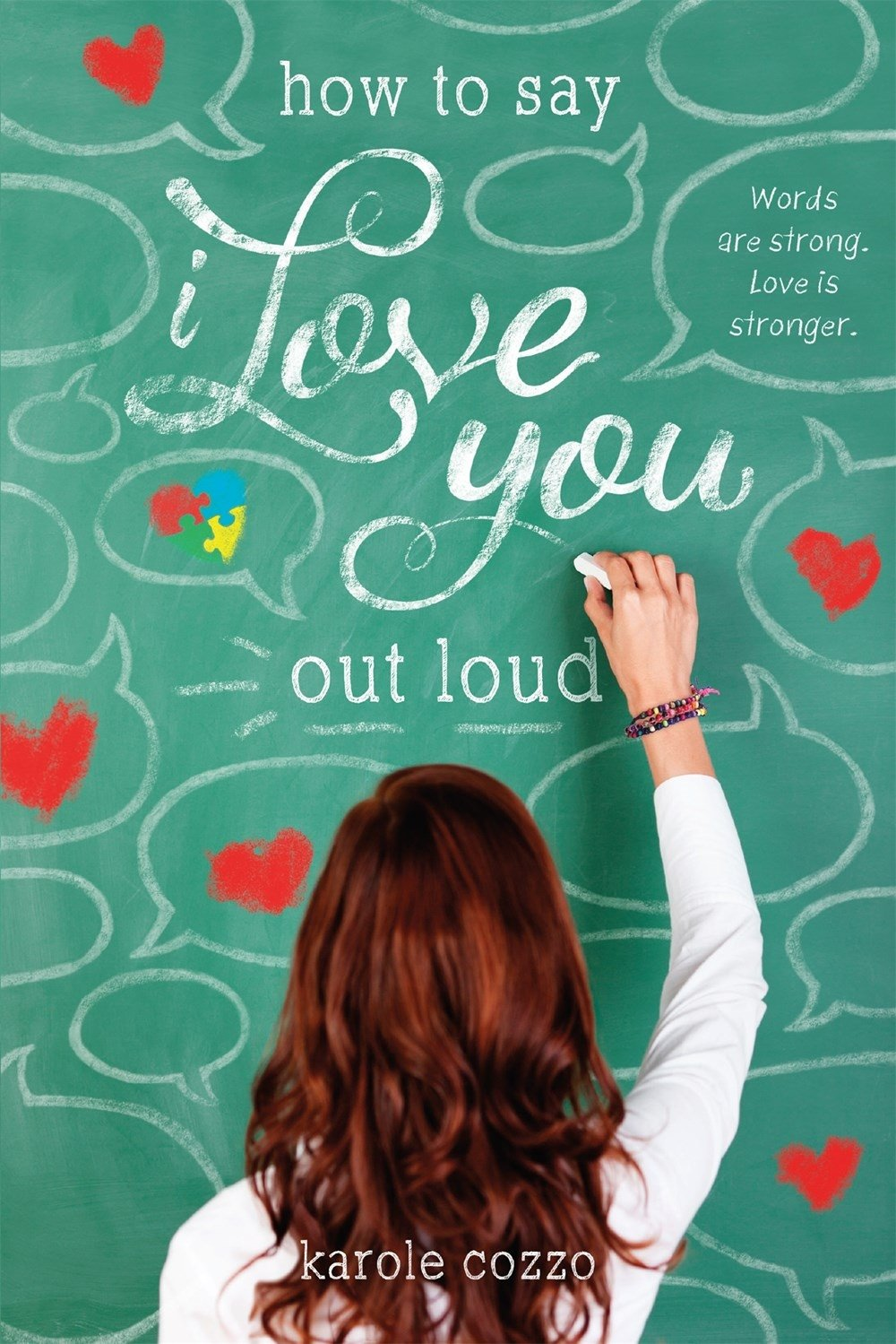 Download How to Say I Love You Out Loud pdf