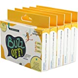 Buzz Off! Mosquito Repellent Patch/Sticker SUPER SAVER pack Natural Herbal Organic Made with pure essential oils 12 HOUR Protection Easy to use Safe for kids 192 Patches