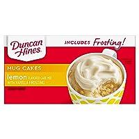 Duncan Hines Mug Cakes Lemon Flavored 13 OZ