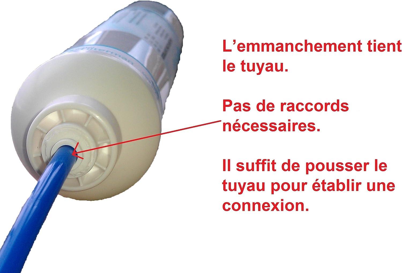 Aeg electrolux 3019974100 DD-7098 réfrigérateur filtre à eau compatible remplacement x 4